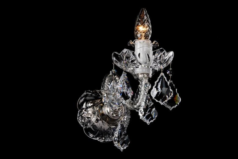 W-01 Galaxy-crystal SPS
