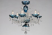Exclusive crystal chandeliers