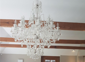 Chandelier CH-15 Crystal-DS