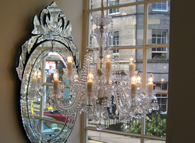 Chandelier CH-12 Crystal-2DS