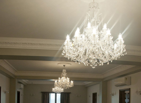 Chandelier CH-18 Crystal-DS