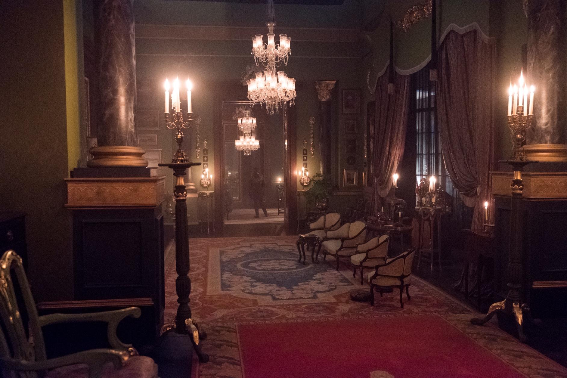Křišťálové lustry LUCKY GLASS v Buckinghamském paláci