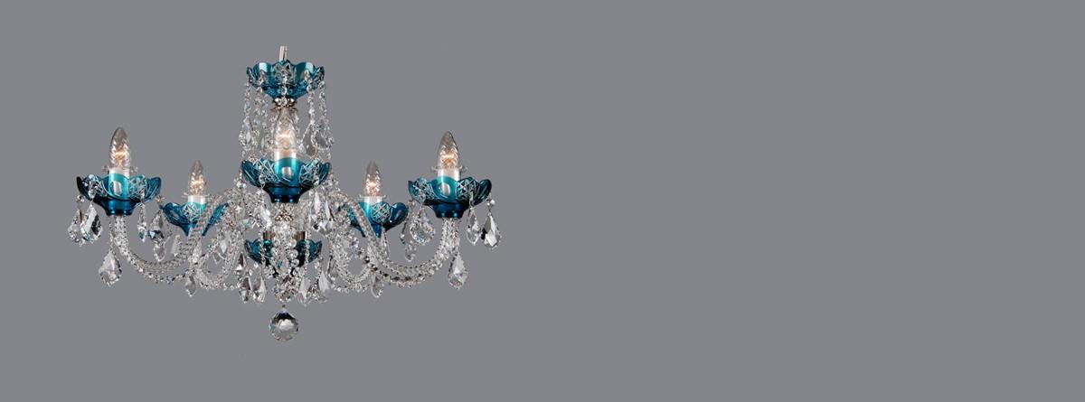 Svítidla Leaded Crystal