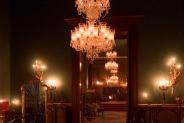 Lustry září v Buckinghamském paláci